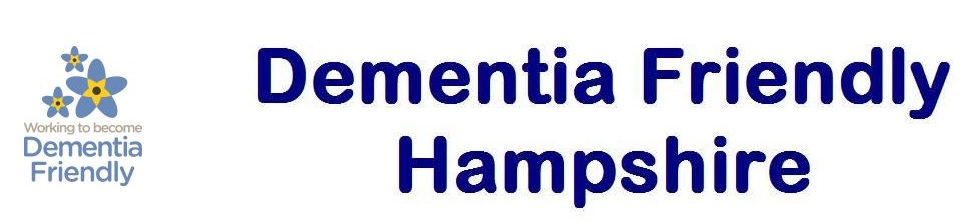 dementia friendly hampshire